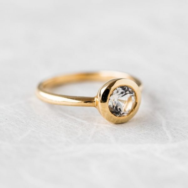 Furneaux Collection Stella Yellow Gold