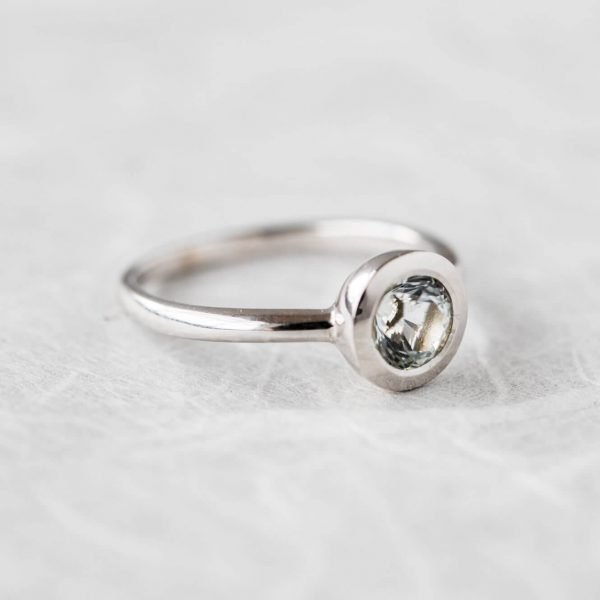Furneaux Collection Stella White Gold
