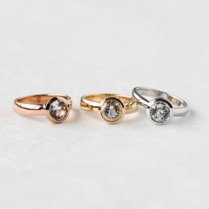 Furneaux Collection Killiecrankie Diamonds Luna Ring